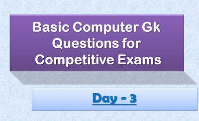 computer gk questions
